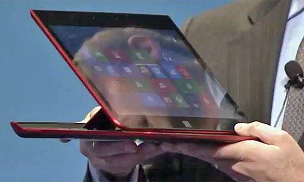 Windows Intel veroeffentlicht TabletCheckliste