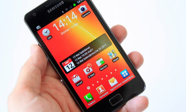Samsung Android fuer Galaxy