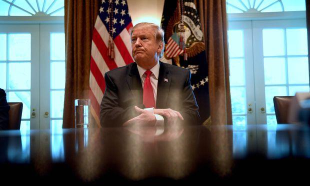 Donald Trump hält in der Nacht von Dienstag auf Mittwoch seine mit Spannung erwartete Rede zur Lage der Nation
