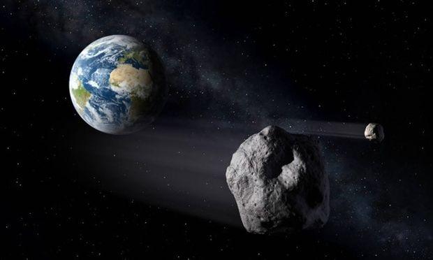 Asteroid kommt der Erde am Freitag nahe