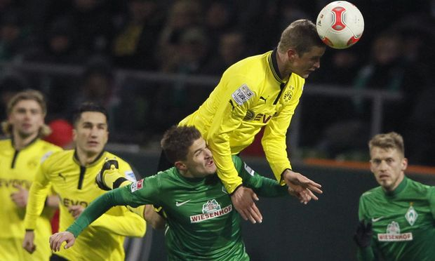 Dortmund Torrausch schmerzt ungemein