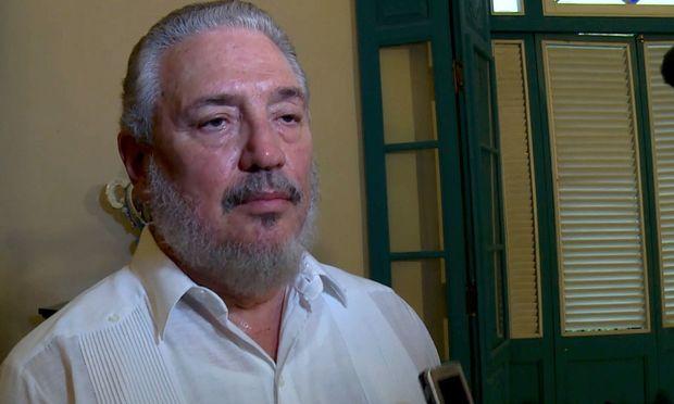 Fidel Castros Sohn begeht laut Staatsmedien Selbstmord