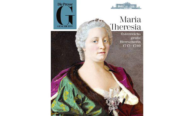 """""""Die Presse"""" widmet Maria Theresia neues """"Geschichte""""-Magazin"""