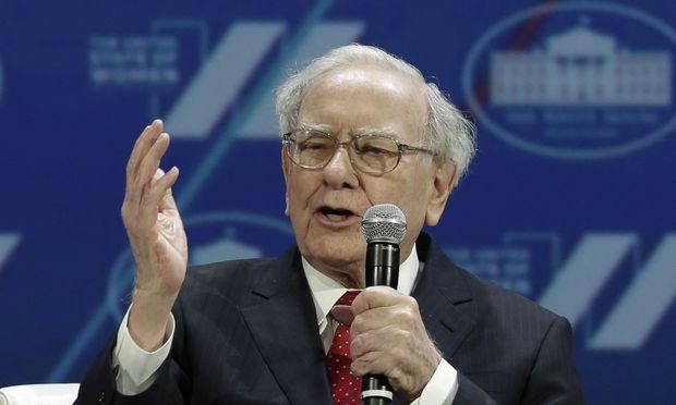 US-Starinvestor Warren Buffett / Bild: AFP (YURI GRIPAS)