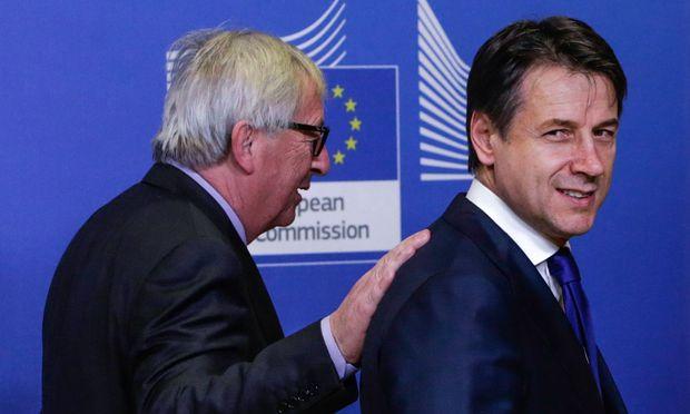 EU-Haushaltsstreit: Italien macht Zugeständnisse