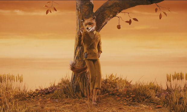 """Wes Andersons """"Fantastischer Mr. Fox"""", ein detailverliebter Glücksfall."""
