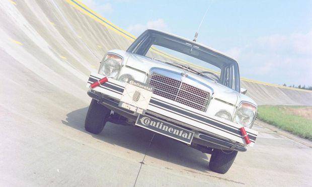 So sah das erste autonom fahrende Auto aus.  / Bild: Continental