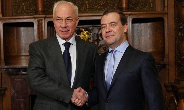Ukraine erhält 2,2 Milliarden Euro aus Russland