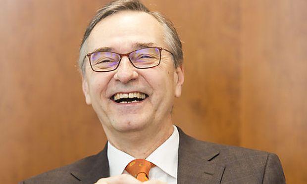 Robert Bilek, Personaldirektor der Wiener Städtischen Versicherung