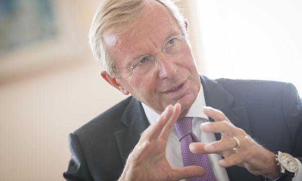 """Der Salzburger Landeshauptmann Wilfried Haslauer will """"Unternehmen mit Know-how"""" ins Land holen. / Bild: (c) Neumayr / picturedesk.com"""