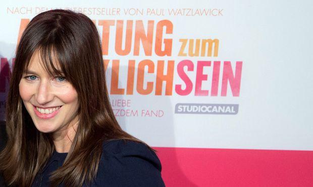 Johanna Wokalek Anleitung Ungluecklichsein