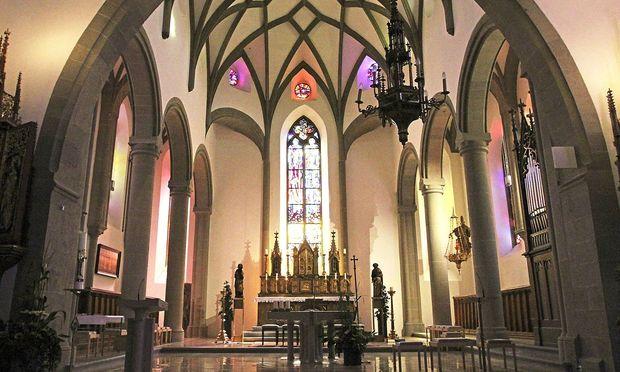 Archivbild: Dompfarrkirche Feldkirch
