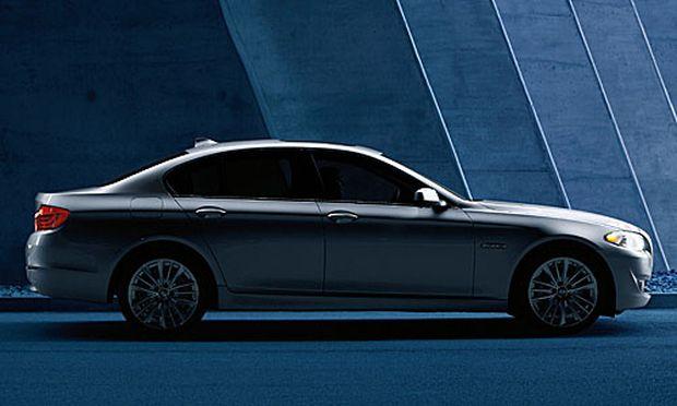 Der neue 5er BMW