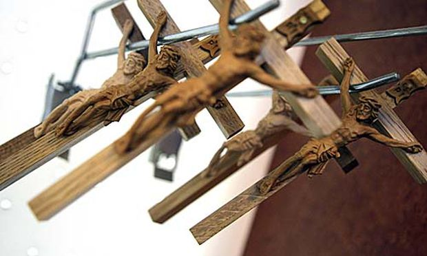 Kirche Missbrauch Dioezese begnadigt