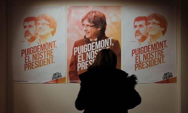 Über Puigdemont wird Mitte Dezember entschieden