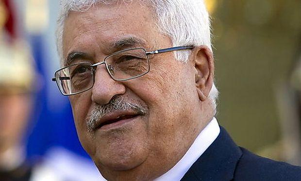 Palästinensischer Präsident Abbas besucht Wien