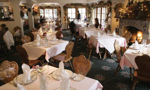 Ösi-US-Style: Das Goldener Hirsch Inn im noblen Skiresort Deer Valley.