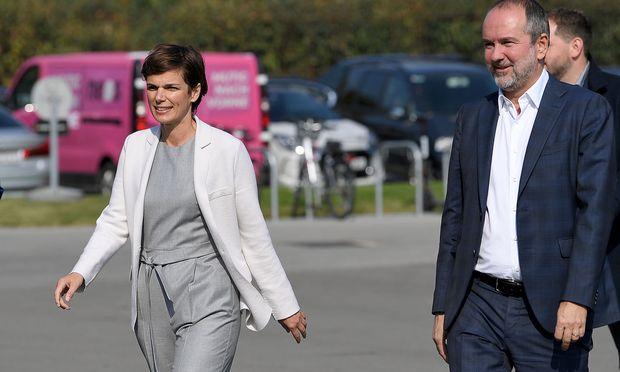 Die neue SPÖ-Spitze aus Rendi-Wagner und Drozda nahm die Reformpläne zur Parteiöffnung zurück.