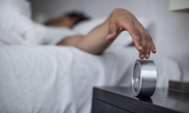 Hitze und Schlaf gehen nicht gut zusammen.