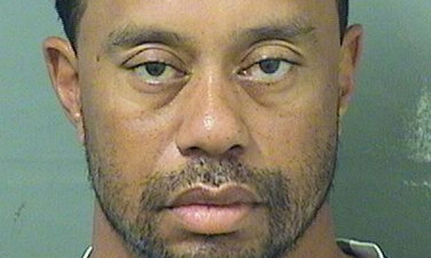 Drogen oder Alkohol am Steuer: Tiger Woods in Florida festgenommen