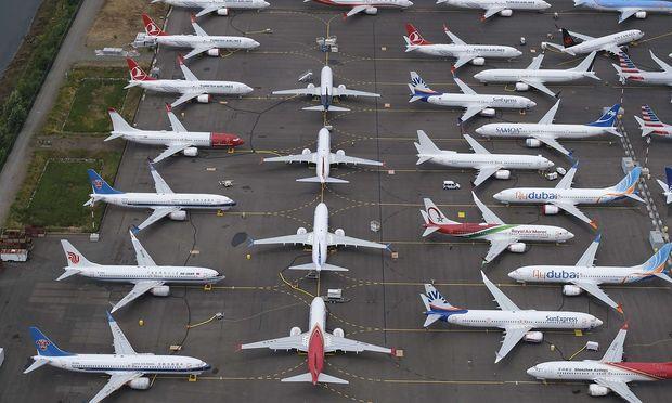 Boeing-Auslieferungen brechen ein, Airbus holt kräftig auf | Wirtschaft