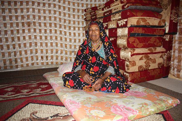 Fatima will zurück nach Tawergha.