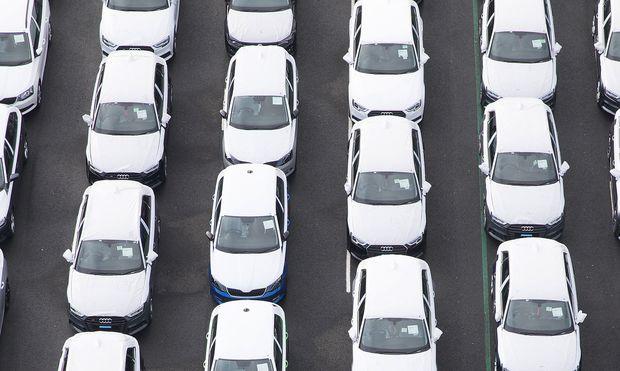 Auch dieses Jahr bleibt VW an Platz eins der Neuzulassungen.