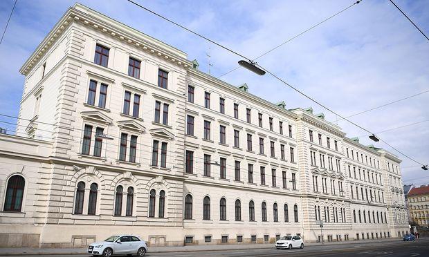 Das Bundesamt für Verfassungsschutz am Rennweg in Wien