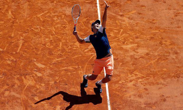 Rafael Nadal spielt um den elften Turniersieg in Monte Carlo
