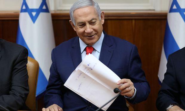 Benjamin Netanjahu hat nicht nur die Feiertage Probleme, seine Regierung zusammenszustellen.
