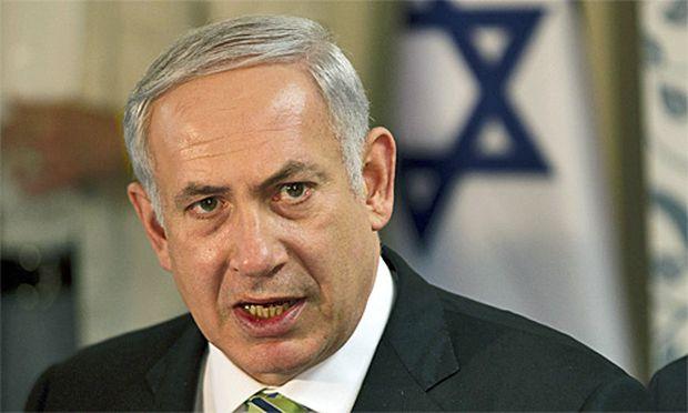 Netanjahu Aufruestung nuklearen Waffen