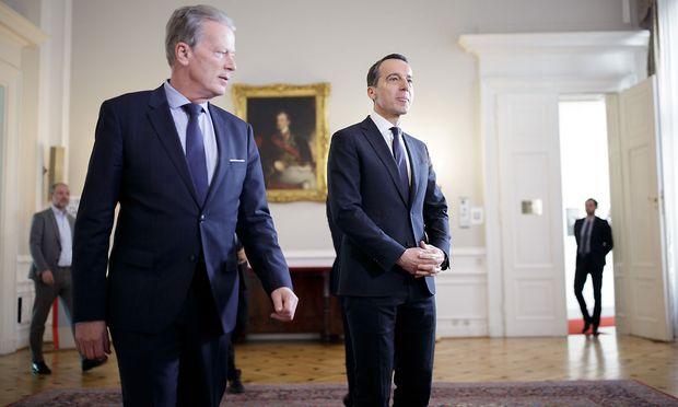 Die Regierung vertritt gegenüber einem möglichen Auftritt Erdogans in Österreich vorerst verschiedene Standpunkte.