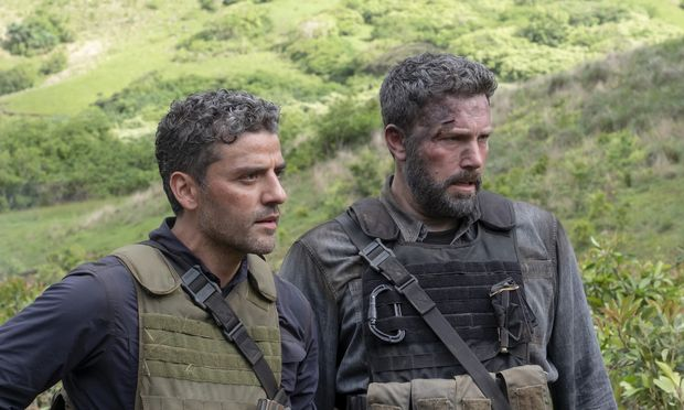 """Jüngster Erfolg: """"Triple Frontier"""" mit Oscar Isaac und Ben Affleck soll innerhalb eines Monats von 52 Millionen Accounts abgerufen worden sein."""