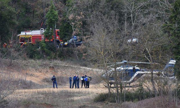 Crash von 2 Helikoptern in Südfrankreich: Mindestens 5 Tote