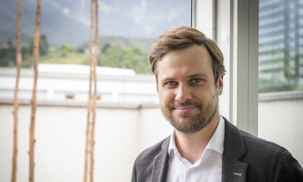 Alexander Gutmann arbeitet seit zwölf Jahren im Familienunternehmen.