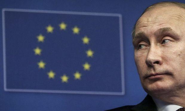 FILE BELGIUM EU RUSSIA