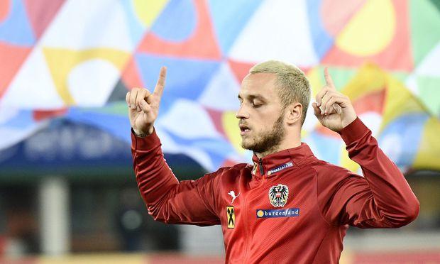 Sein Siegtor war Teil eines Plans: Marko Arnautović.