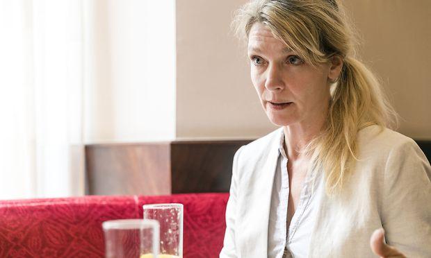 """Maria Stern im """"Presse""""-Interview"""