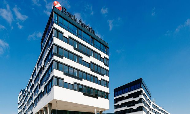 Austria Campus als neues Headquarter.