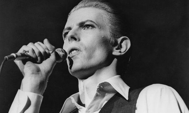 David Bowie, 1976