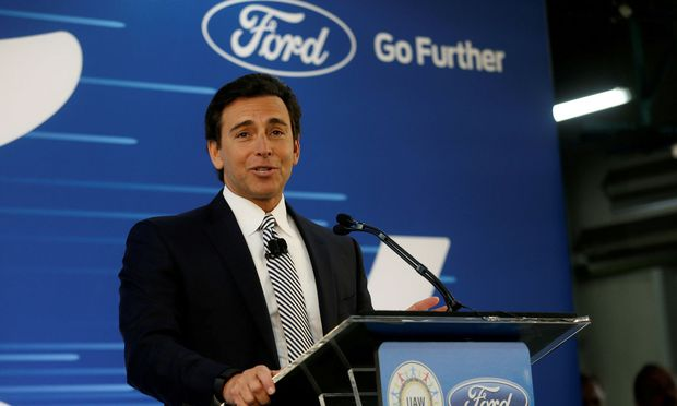 Ford wechselt Konzernchef aus: James Hackett folgt Mark Fields