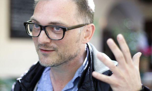 Markus Schleinzer ist Schauspieler, Autor und Regisseur.