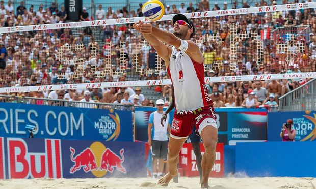 BEACH VOLLEYBALL - FIVB Swatch Major Series
