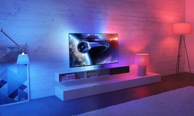 Philips macht das Wohnzimmer zur Lichtorgel « DiePresse.com