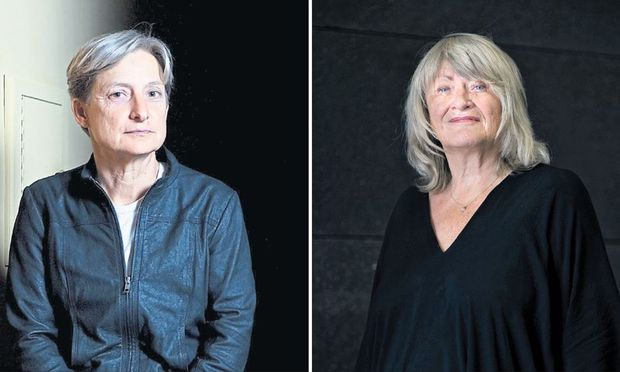 Queer-Vordenkerin Judith Butler wirft Schwarzer einseitige Polemik vor. Schwarzer kritisiert Butler als elitär und realitätsfern.