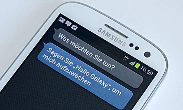 Galaxy Luxusliner unter Smartphones