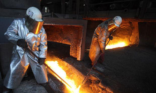 industriearbeiter ber zwei wochen krank im job