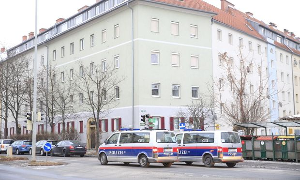 STEIERMARK: ANTI-TERROREINSATZ IN GRAZ