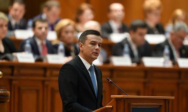 Rumänien: Premier besetzt Schlüsselposten mit Getreuen