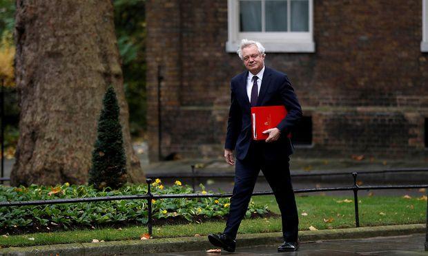 Britische Parlament soll über Brexit-Abkommen abstimmen dürfen
